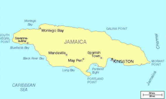 an introduction to the country of jamaica Jamaica has a rich and diverse culture blended from round the world  the country has produced many famous artists including sculptor and painter edna manley.